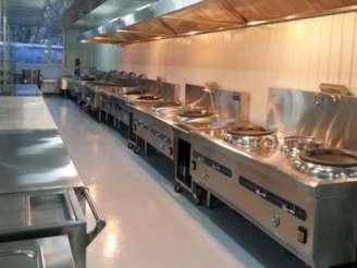 模拟厨房展厅