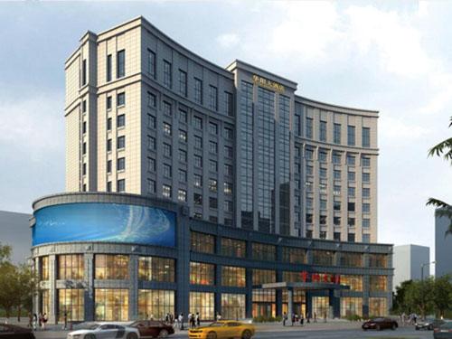 长春华阳大酒店(厨房工程)